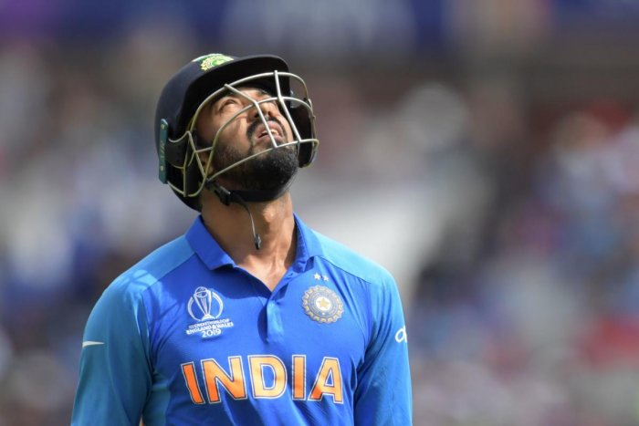 Rahul kept the wickets in the limited overs series against Australia in January this year and also during the team's tour to New Zealand. Credit: AFP Photo