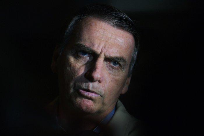 Brazil President Jair Bolsonaro (AFP)