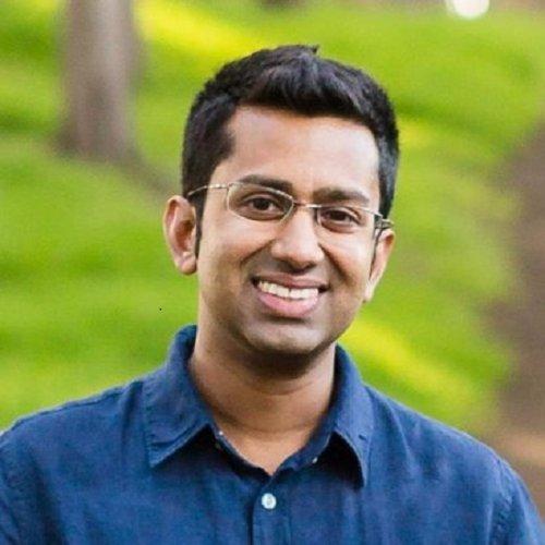 CEO of Gauss Surgical, Siddarth Satish
