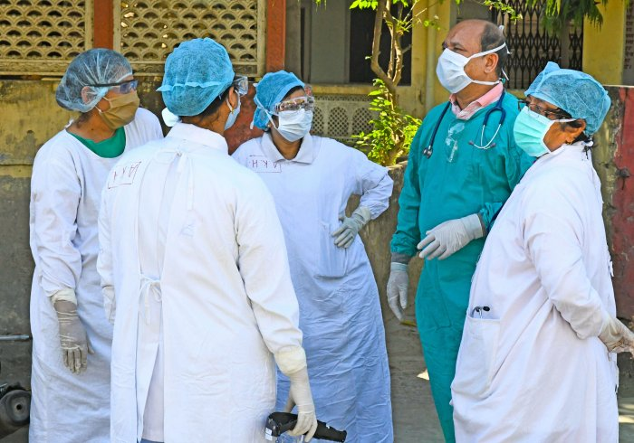 Sirohi urged patients not to be scared to come to hospitals and if they have a warning sign like a lump, they should not delay treatment. (Credit: PTI Photo)