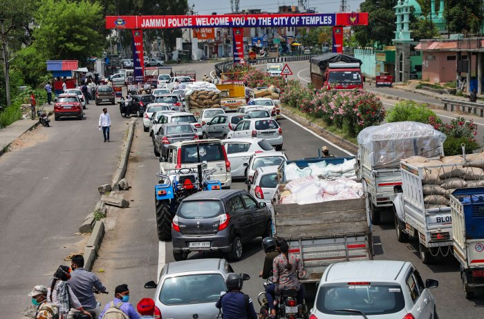 Markets were shut and public transport was off the roads, with only pharmacies and groceries allowed to open, they said. (Credit: PTI Photo)