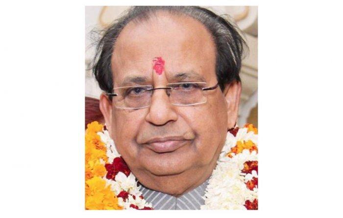 Assam Governor Prof. Jagdish Mukhi