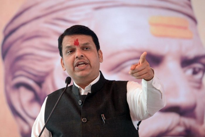 Senior BJP leader Devendra Fadnavis.