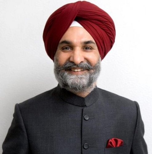 Taranjit Singh Sandhu. File photo