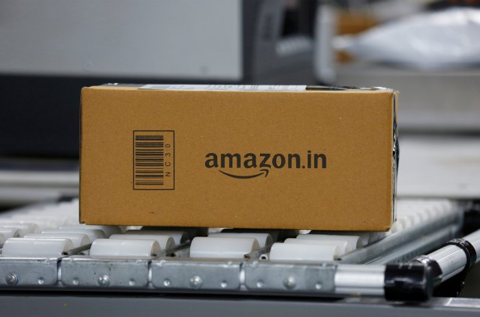 """This fund for SMBs in logistics will be available to delivery service partners and select transportation partners in India to help adjust their business model to the """"new realities"""" posed during the lockdown. (Reuters photo)"""