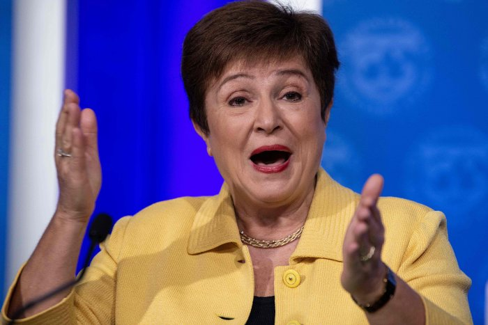 Raising the price of carbon would help generate revenues to increase public revenues in the future, she said. (Credit: AFP Photo)