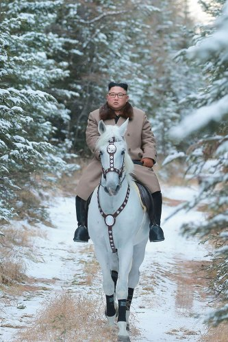 What's uncontested is that Kim hasn't appeared in public since an April 11 meeting focused on the coronavirus. (AFP file photo)
