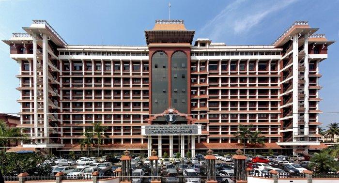 Kerala high court. (Credit: Wikimedia Commons)