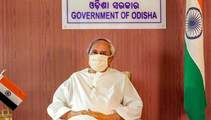 Odisha Chief Minister Naveen Patnaik. Credit: PTI Photo