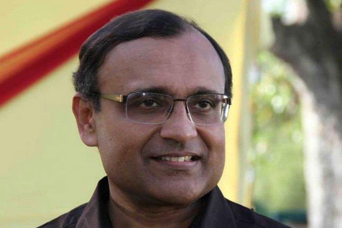 Indian diplomat T S Tirumurti. (Credit: Facebook Photo)