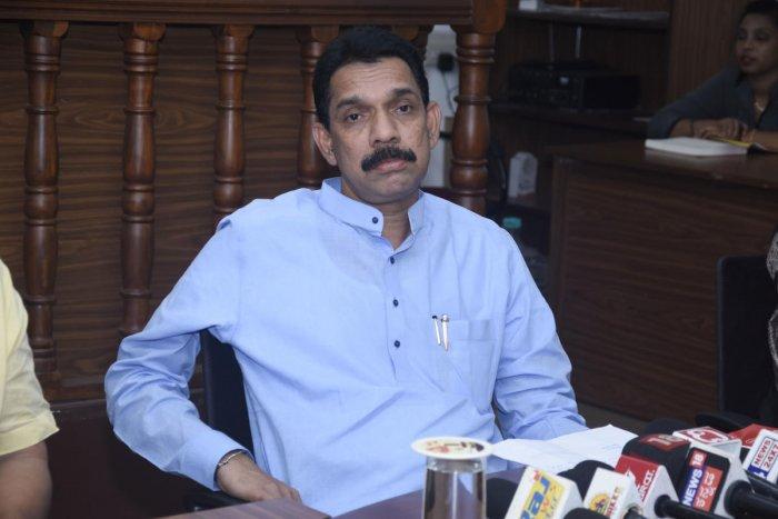 Dakshina Kannada MP Nalin Kumar Kateel