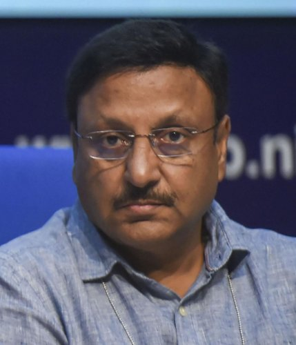 Kumar, a 1984-batch IAS officer of Jharkhand cadre, retired as the finance secretary in February this year. Credit: PTI Photo
