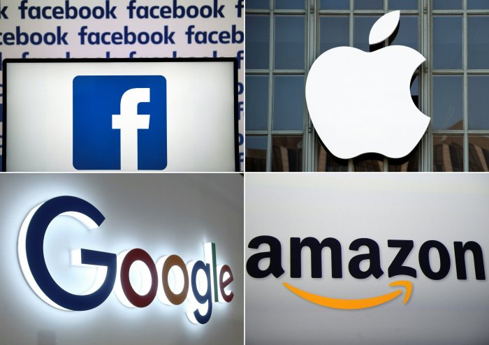 From April 1 India imposed a new 2% tax on foreign billings, or transactions where companies take payment abroad for digital services provided in India. (AFP photo)