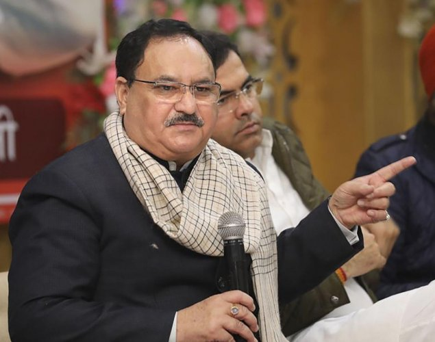 """Official sources said top party leadership has found his comments """"highly irresponsible"""", and its national president J P Nadda """"pulled up"""" the state brass for not taking quick action.Credit: PTI Photo"""