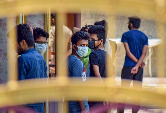 Earlier, students from Rourkela, Puri and Sonepur had made a similar appeal to the Odisha government. (Credit: PTI Photo)