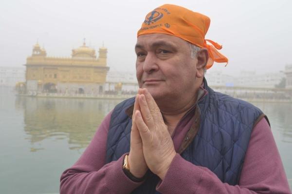 Rishi Kapoor. (Credit: AFP Photo)