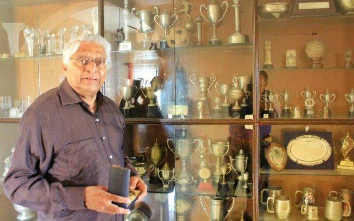Chuni Goswami. File photo