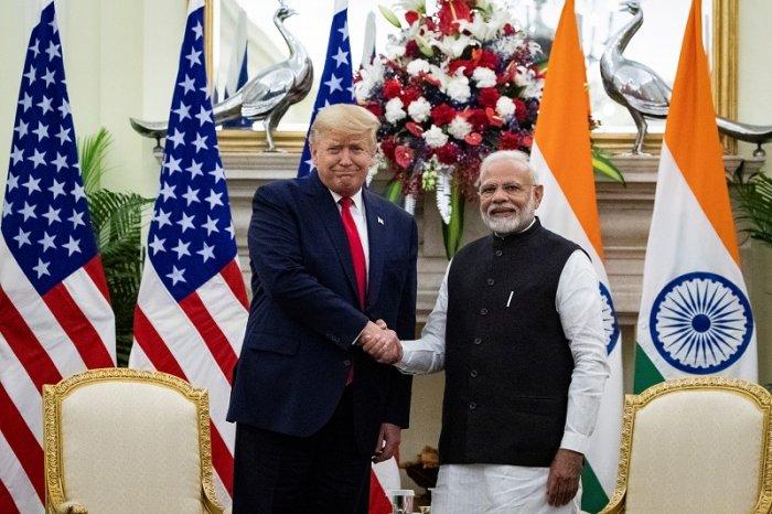 Nice Memories But No Trade Deal For Donald Trump In India Deccan Herald