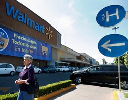 Walmart Mexico paid bribes to open stores: Report