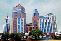 UB City owes Rs 10 cr property tax to BBMP