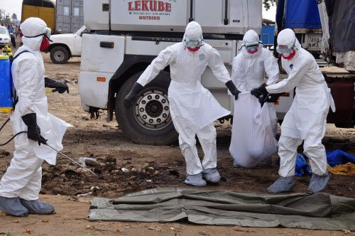 4 Indian doctors want to return home from Ebola-hit Nigeria