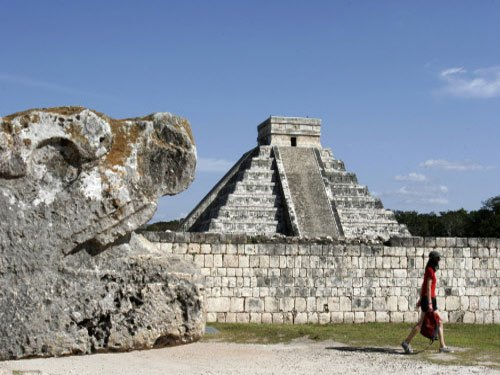 Two ancient Maya cities discovered in Mexico