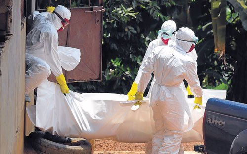 Scientists see long fight against Ebola