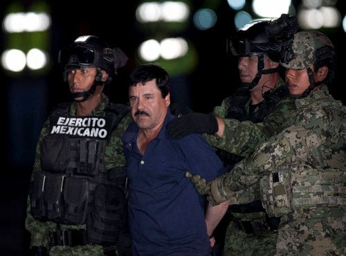 Captured Mexico kingpin: 'The Lord of Tunnels'