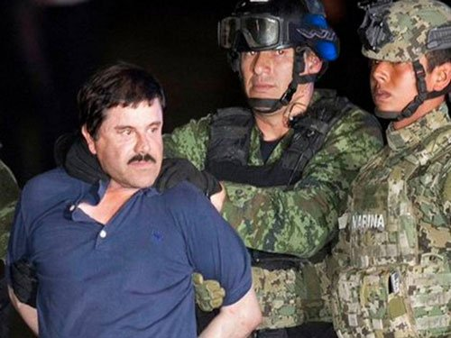 Mexico launches drug lord's US extradition process