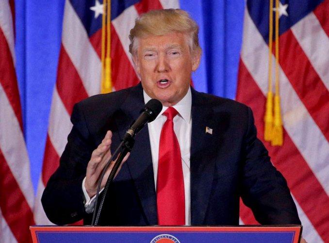 India nudged Trump to break silence