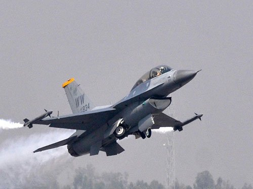 Trump admin asked to push for F-16 sale to India
