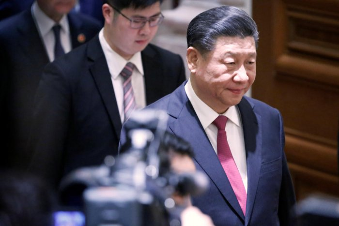 Chinese President Xi Jinping. (Reuters file photo)