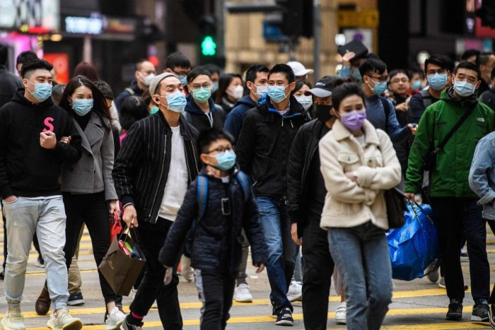 Eight people in Hong Kong are known to be suffering from the illness. Of those, six arrived via a newly built high-speed train line that connects the city to the Chinese mainland. Credit: AFP Photo