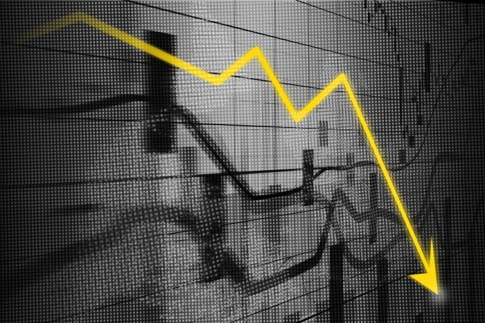 The equity investors in Indian markets, at an average, have lost Rs 1.26 lakh crore every day in the pastfivetrading sessions. Credit: iStock image