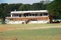 Retired hurt: Historic cricket ground in a state of neglect