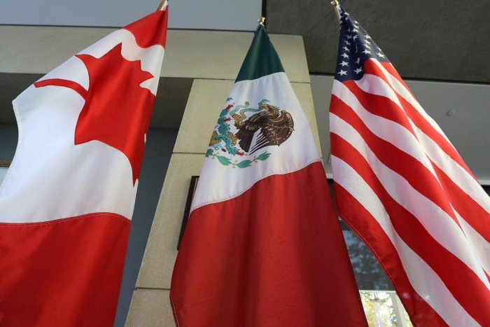 The United States-Mexico-Canada Agreement (USMCA) updates and replaces the nearly 25-year-old North American Free Trade Agreement (NAFTA), which Trump had threatened to cancel. (AFP file photo)