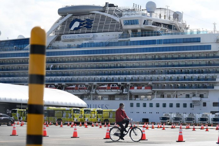 The embassy had on Saturday said that Indians, who are still on board the ship, will be tested for the virus infection along with others after all the healthy passengers have disembarked.