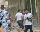 5.2 quake kills 10, topples buildings in Spain