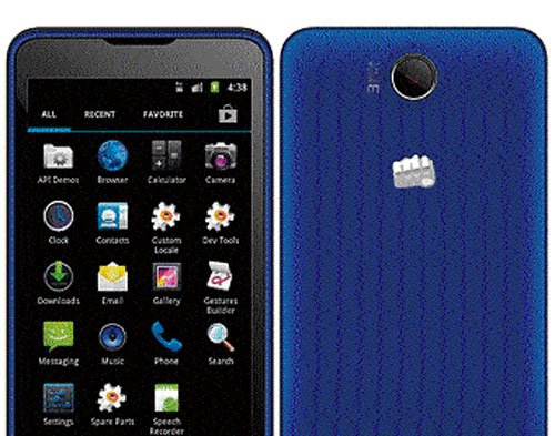 Micromax is India No 1 in smartphones: Analyst