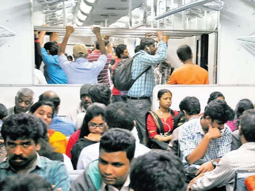 No in-principle approval yet for Bengaluru suburban rail