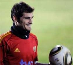 Road to Soccer City - Spain's final preparations