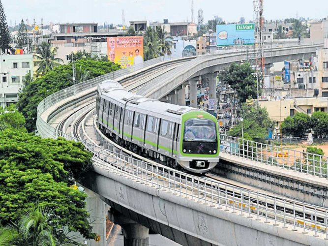 The allottees have requested the Bangalore Development Authority (BDA) and the BMRCL to provide rail connectivity to Chellaghatta. Representative image