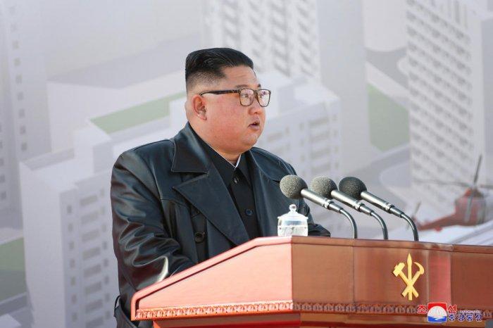 Kim Jong-un. (Reuters photo)