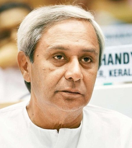 Odisha Chief Minister Naveen Patnaik. (DH Photo)