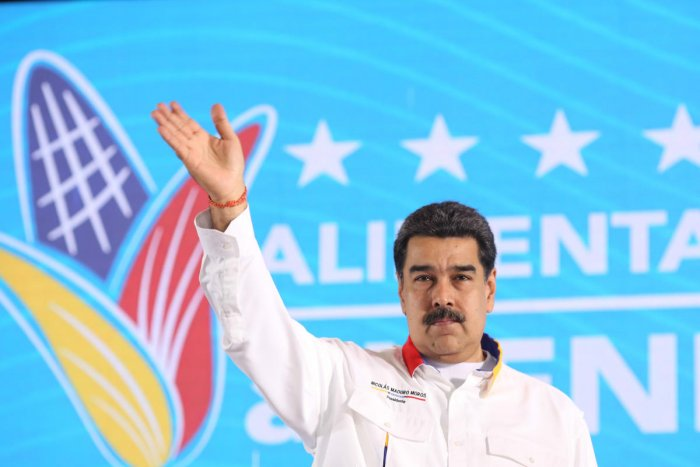 The leftist government of Venezuelan President Nicolas Maduro has jailed opposition leaders and is accused of using torture and arbitrary arrests as it struggles to hold on to power amid a collapsing economy. AFP Photo