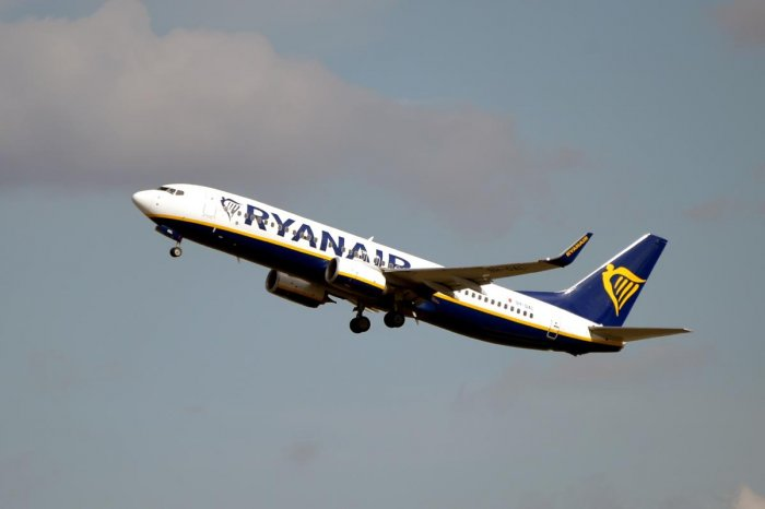 """Low-cost airline Ryanair, which has announced """"most if not all"""" of its flights from March 24 will be cancelled, said it is looking at a similar move, along with voluntary departures and temporarily suspending work contracts. Credit: AFP File Photo"""