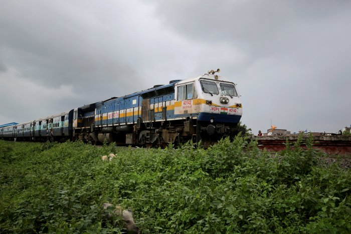 JharkhandChief Secretary A K Tiwari inhis letter to the Railway Board Chairman said that the entry of trains to state from neighbouring state is required to check spread of virus. (Credit: Reuters Photo)