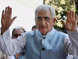 Cricket yes, but Pakistan must deliver on 26/11: Khurshid