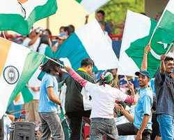 Pak cricket fans not to have smooth transit to India