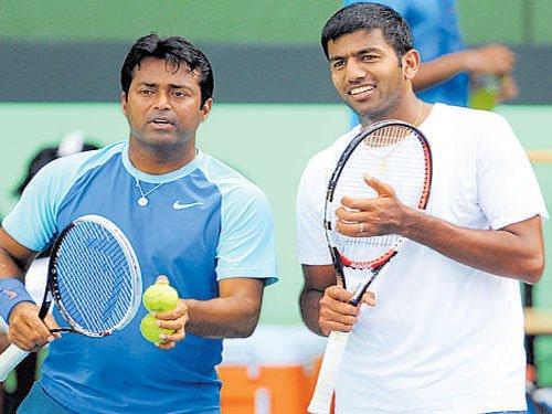 AITA retains same Indian team for Spain Davis Cup tie